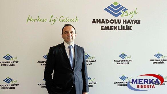Anadolu Hayat Emeklilik'ten Bir İlk Daha