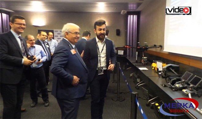 Atatürk Havalimanı'nda İHA semineri düzenlendi!
