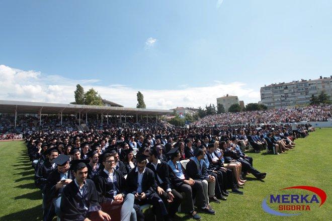 Boğaziçi Üniversitesi Mezuniyet Töreni