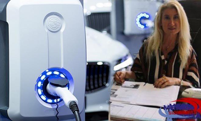 #Elektrikli araçlara ilgi artıyor