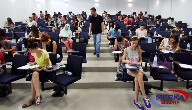 GAÜ'nün ek giriş sınavı 6 Ağustos'ta gerçekleşecek