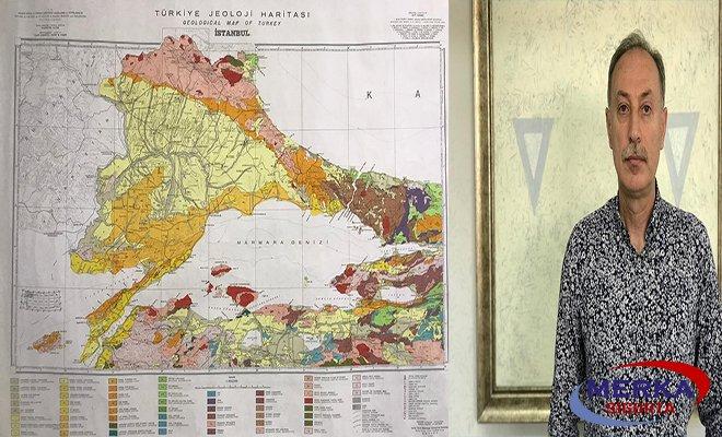 İstanbul depremi, 2026'ya kadar meydana gelebilir#video