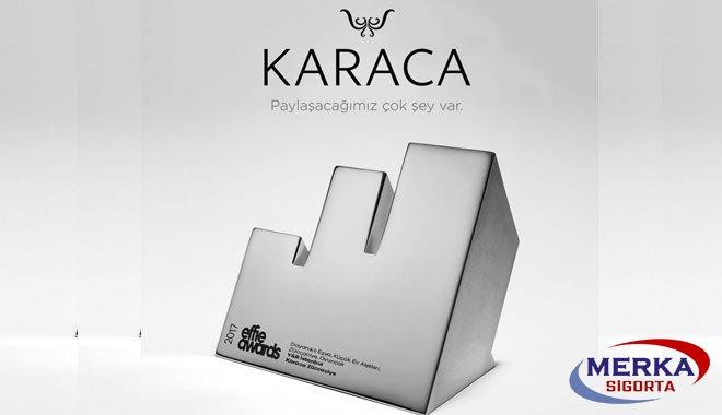 Karaca'ya Bir Ödül De Effie'den