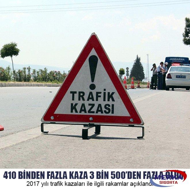 Kazalara en çok aşırı hız neden oluyor …