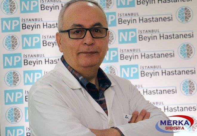 Op. Dr. Şerafettin Özer, NPİSTANBUL Beyin Hastanesi'nde