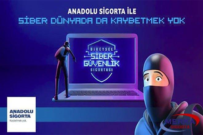 Siber koruma sigortası!