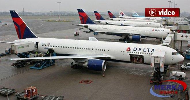 Uçak yolcularının kredi kartı bilgileri çalındı! video